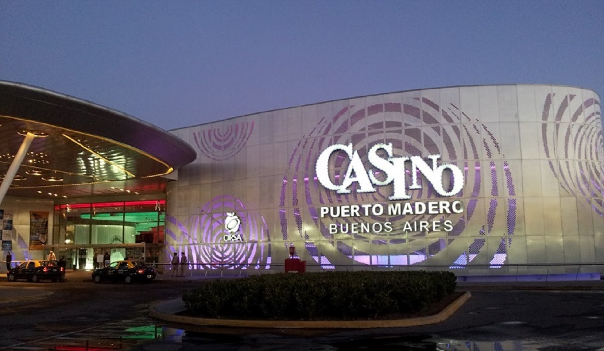 Casino Flotante de Puerto Madero