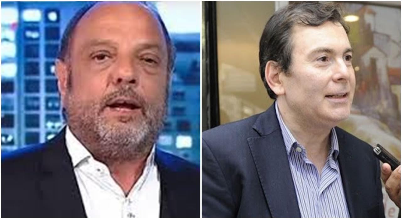 Baby Etchecopar vs Gerardo Zamora