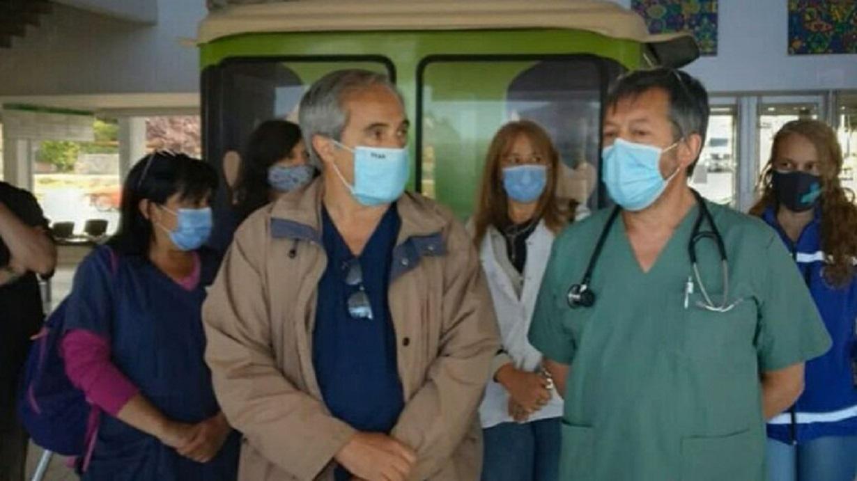 Conflicto médico en Neuquén