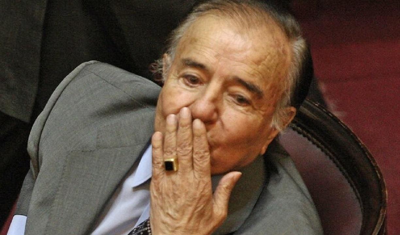 Anillo de Carlos Menem