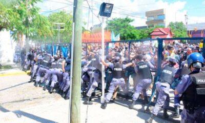 Formosa, represión