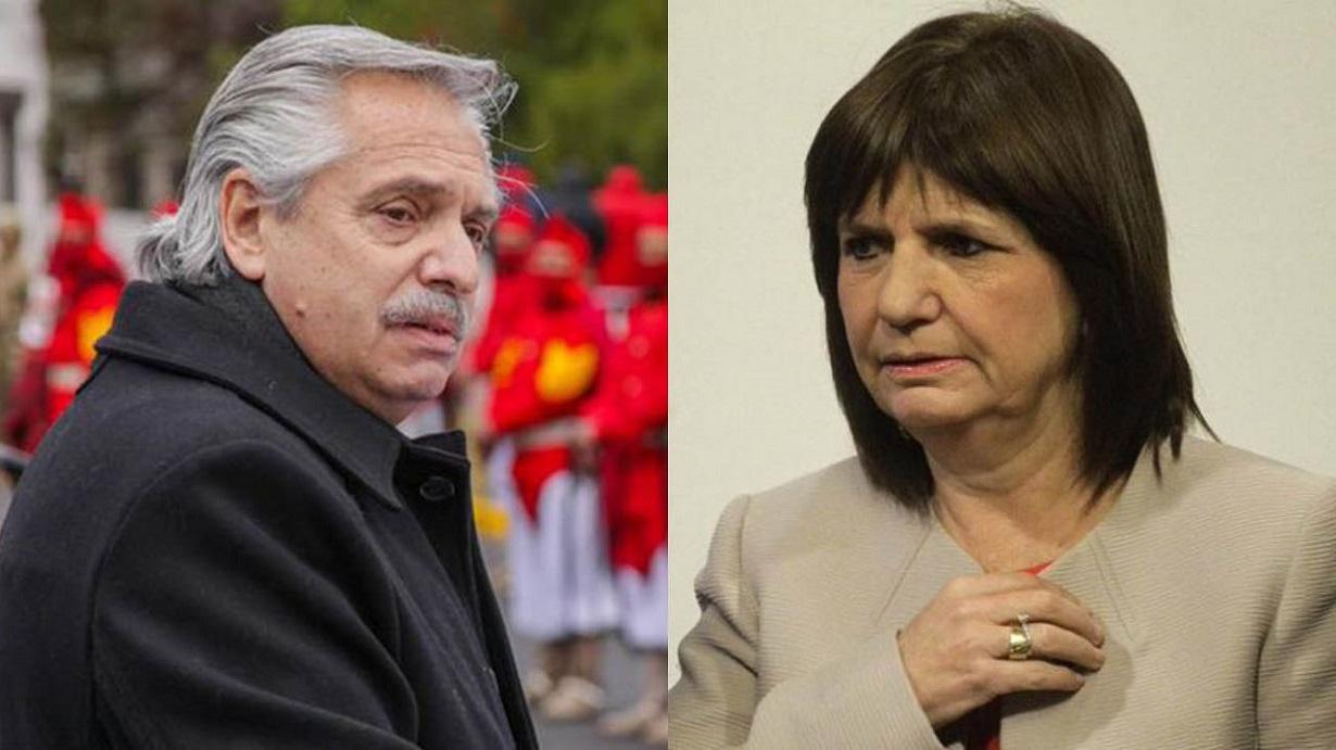 Alberto Fernández vs Patricia Bullrich